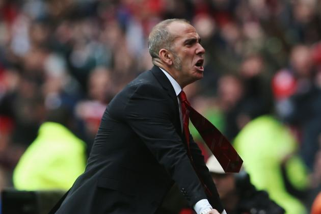 Di Canio on 'important Point'