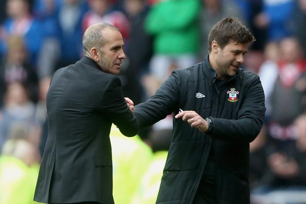 Southampton Boss Mauricio Pochettino Content with Sunderland Point