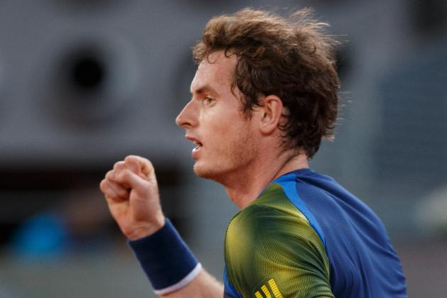 Andy Murray Books Private Jet to Travel Between Clay-Court Tournaments