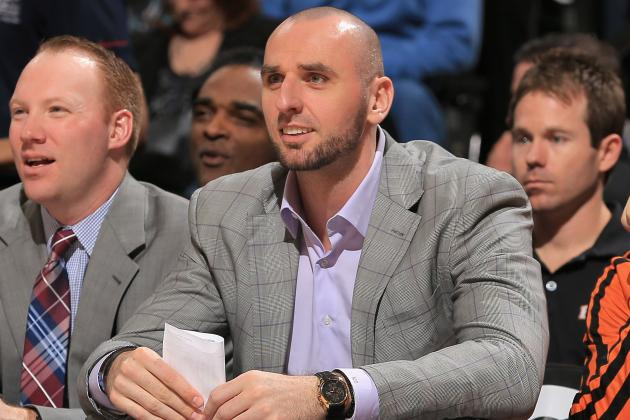 Marin Gortat's Season Marred by Inconsistency and Injury