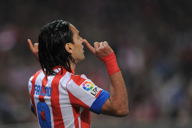 Falcao Scores Against Barcelona, but Could Be Set for Monaco