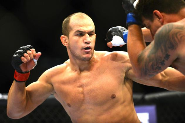 Junior Dos Santos or Anderson Silva: Who Is the Best Boxer in MMA?