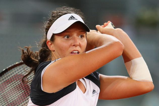 WTA Rome Masters: Laura Robson to Meet Venus Williams in First Round