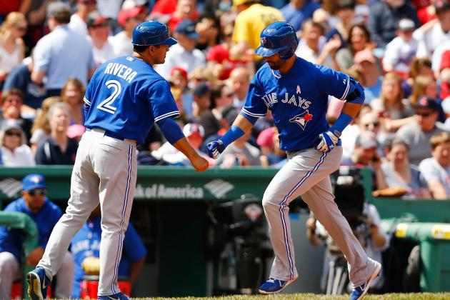 ESPN Gamecast: Blue Jays vs Red Sox
