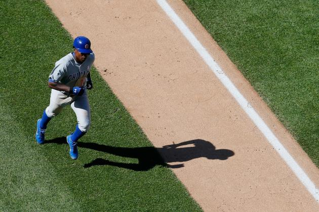 Cubs Beat Nats on Catcher's Throwing Error