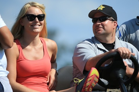 Lindsey Vonn Makes Appearance at Players Championship