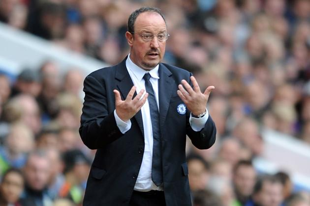 Rafa Benitez Deserves Credit for Securing Chelsea's Champions League Dream