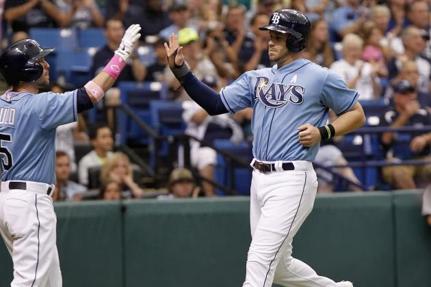 Rays Sweep Padres, Record Fifth Straight Win