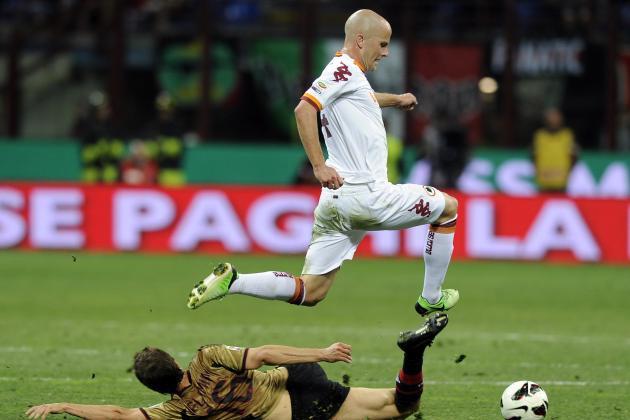 Milan 0 vs Roma 0