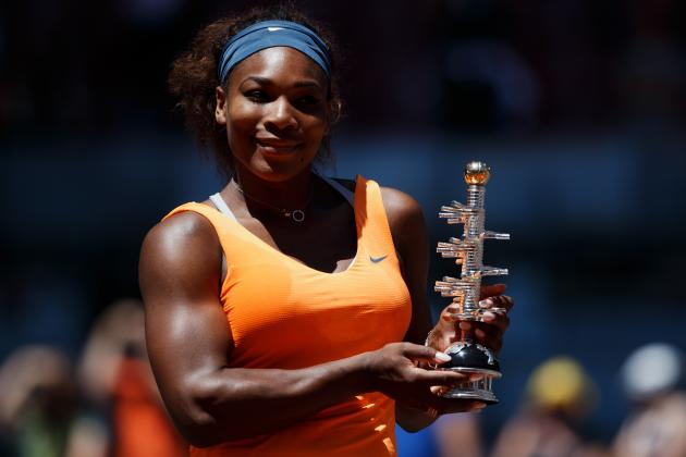 Serena Williams' Dominant Display in Madrid Sets Up Momentum for Roland Garros