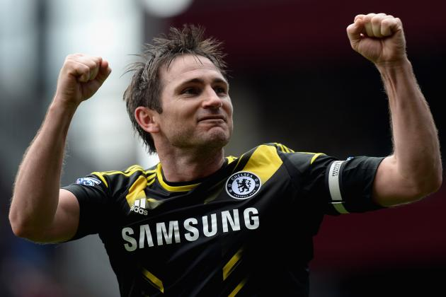 Chelsea Transfer News: Blues Must Offer Frank Lampard New Deal in Summer