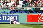 Shane Victorino Hopsitalized After Wall Collision