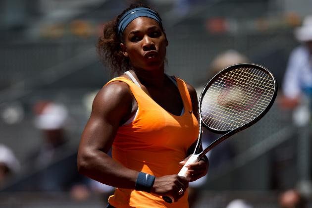 Serena Williams Will Have Strong Showing at French Open Despite Past Struggles