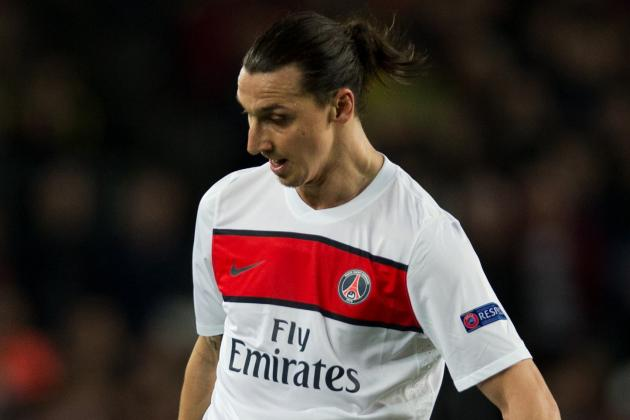 Soccer-Goal Machine Ibrahimovic Brings Magic Touch to Ligue 1