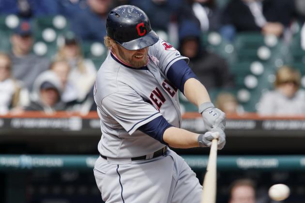 Indians Take Series over Tigers in Extra-Innings Win, Now Share First Place