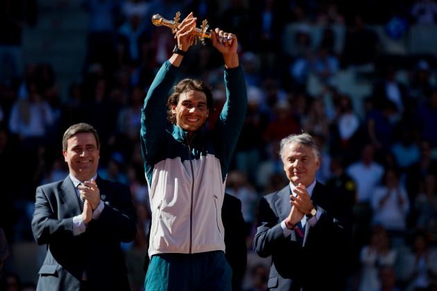 Rafael Nadal's Easy Madrid Open Win Makes Him Huge Favorite to Win French Open