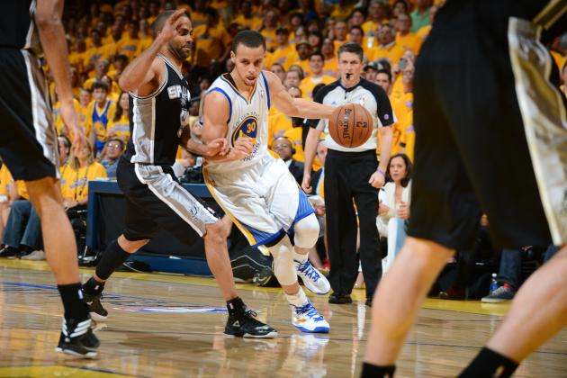 Spurs vs Warriors Game 4: Live Score, Highlights and Analysis