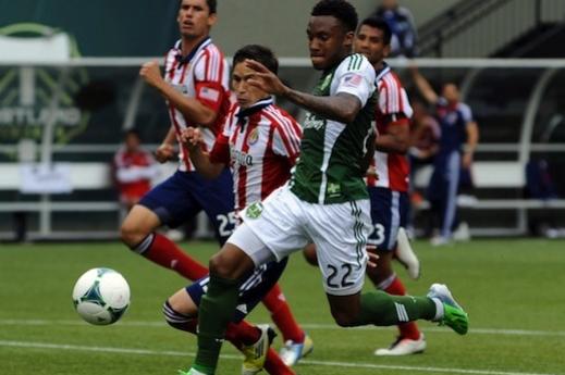Portland Timbers vs Chivas USA 05-12-2013 - Recap