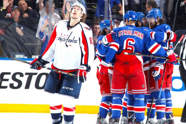 Washington Capitals vs. New York Rangers Game 6: Live Score, Updates, Analysis