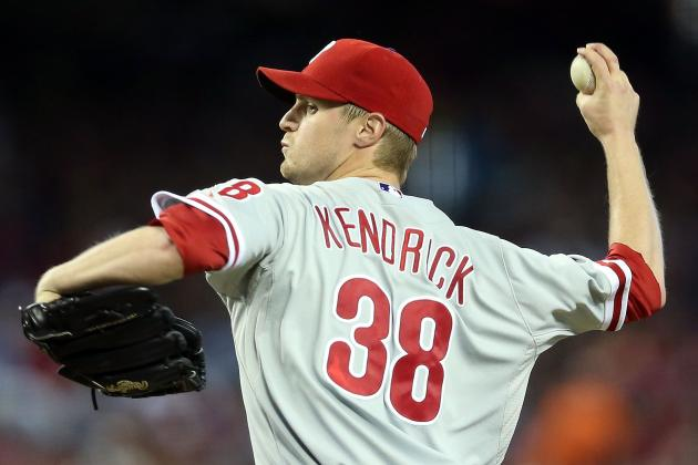 Phillies Rally for 4-2 Win Against D-Backs