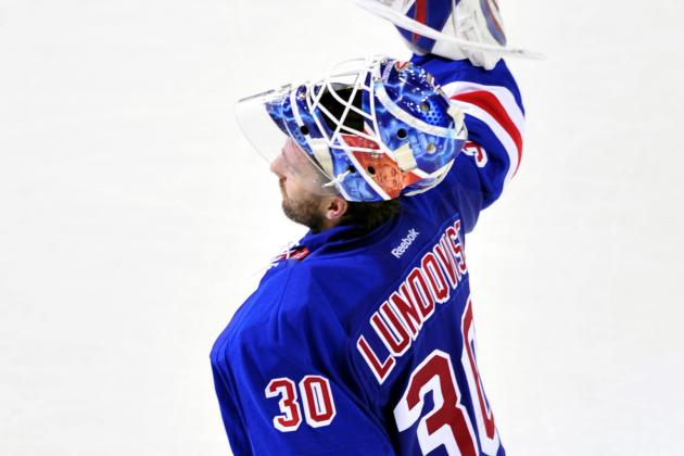 Lundqvist Blanks Caps; Rangers Force Game 7