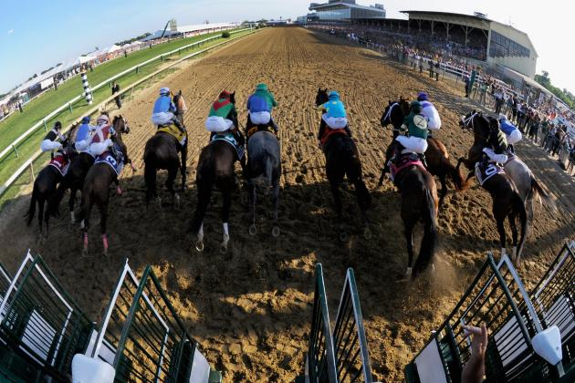 Preakness 2013: Under-the-Radar Horses Who Will Thrive at Pimlico