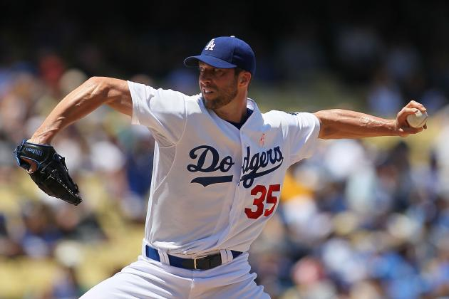 Chris Capuano, Scott Van Slyke Lead Dodgers Past Marlins, 5-3