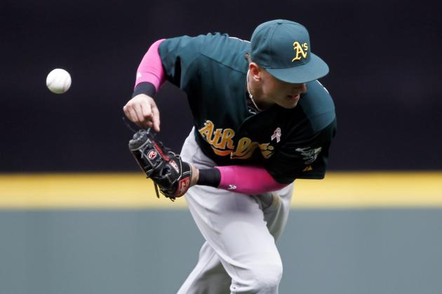 A's Lose to Mariners in Finale of Long, Bad Road Trip