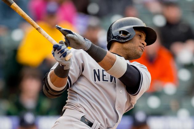 Cano, Wells Power Yankees to Sweep of Royals