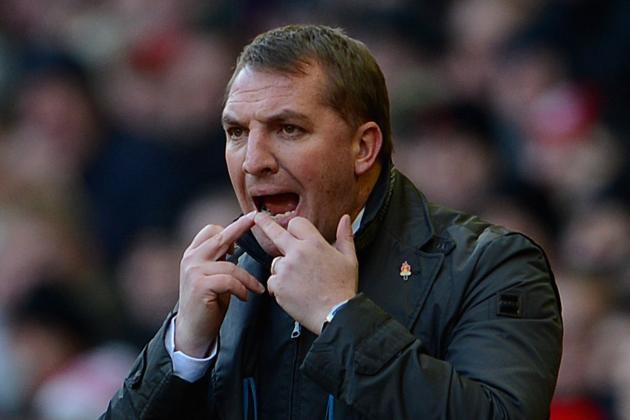 Liverpool Tactics: Is a Back Three a Serious Option for Rodgers Next Season?