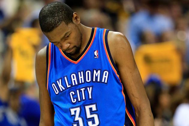 Durant Says He Can Do More to Help Thunder