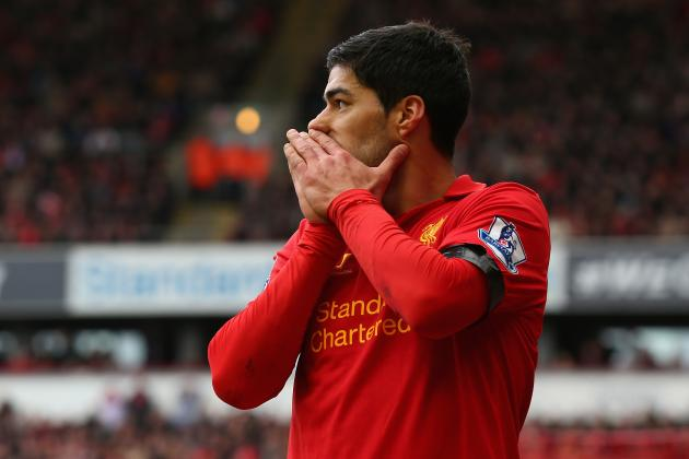 Why Juventus Should Keep Far Away from Luis Suarez