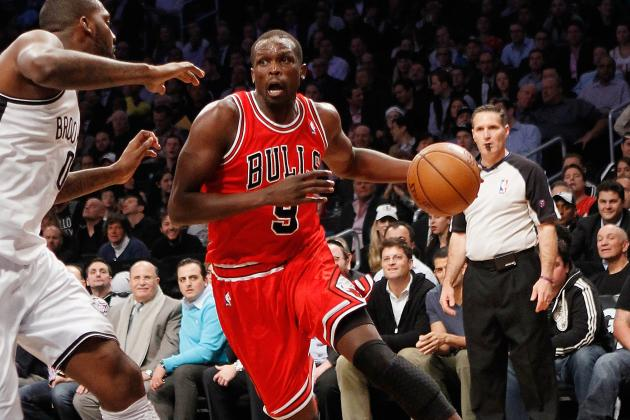 Bulls' Deng, Hinrich Uncertain for Game 4