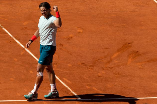 Rafael Nadal's Victory at Madrid Open Doesn't Make Him a Lock to Win French Open
