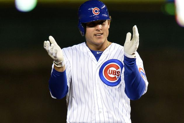 Report: Cubs, Rizzo Agree to Deal