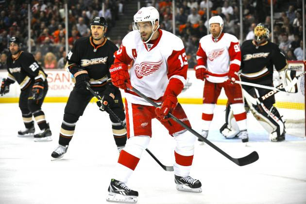 Detroit Red Wings vs. Anaheim Ducks Game 7: Live Score, Updates and Analysis