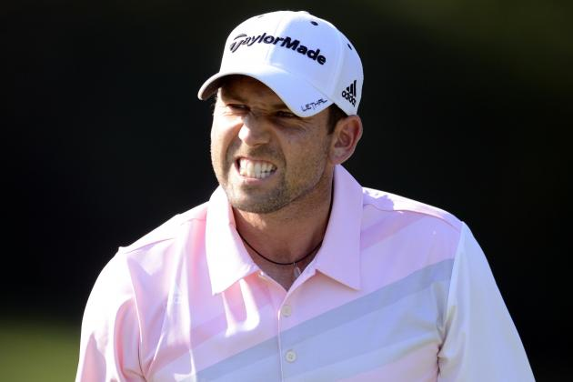 Breaking Down Sergio Garcia's Epic Meltdown at 2013 Players Championship