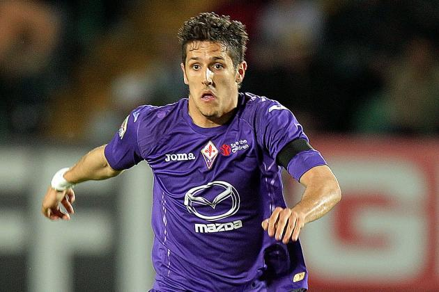 Stevan Jovetic Would Be Huge Signing for Arsenal