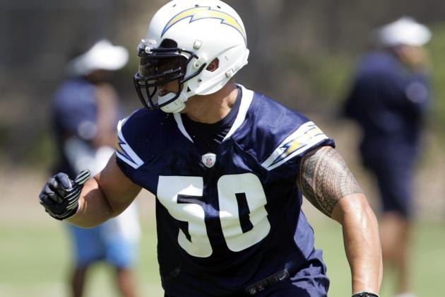 Manti Te'o Eager to Earn Veterans' Respect