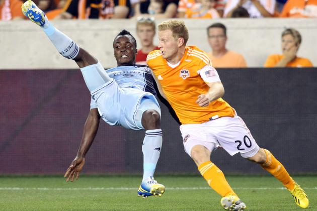 Houston Dynamo vs Sporting Kansas City 05-13-2013 - Recap