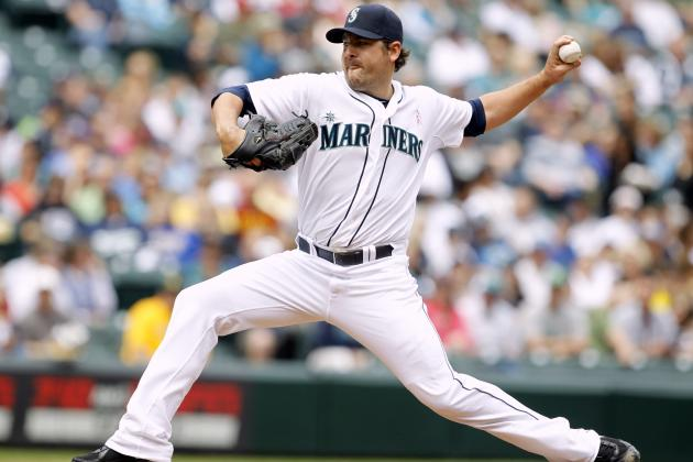 Safeco Joe Does It Again in Mariners' 6-1 Win