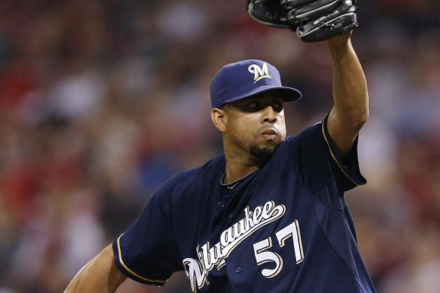 Brewers Will Make Decision on K-Rod Soon