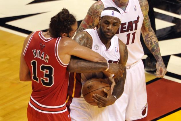 Emerging Storylines to Watch in Miami Heat vs. Chicago Bulls Series
