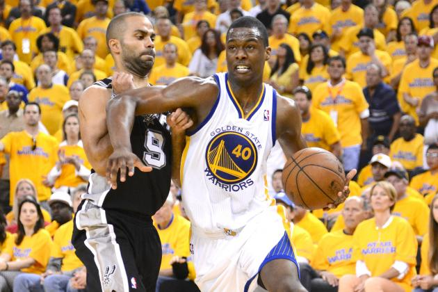 Harrison Barnes Is NBA Postseason's Rookie of the Year