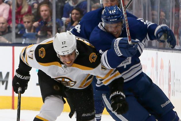 Toronto Maple Leafs: History on Line in Game 7 vs. Bruins: Cox