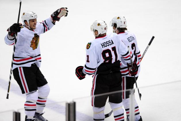 Keith, Hjalmarsson Form Winning Partnership