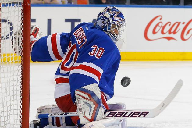 From Shutout to Game 7: No Margin of Error for Rangers Goalie Henrik Lundqvist