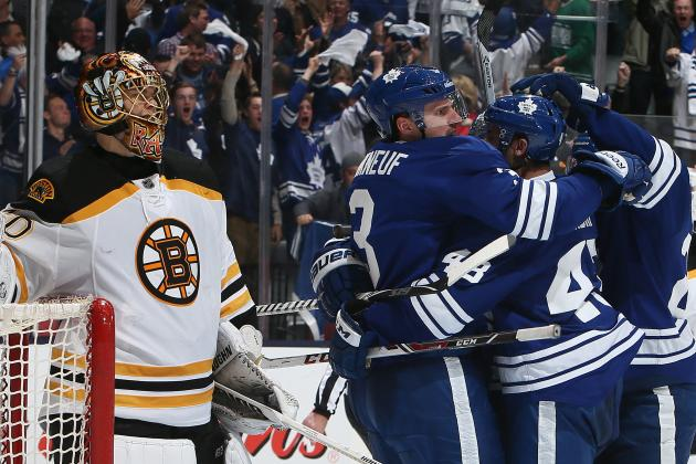 Toronto Maple Leafs: Big Win Earns Them a Boston Game 7 Showdown