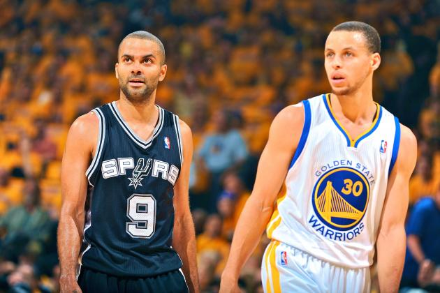 Who Has the Edge in Warriors-Spurs New Best-of-3 Series?