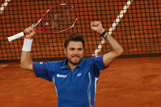 Madrid Open 2013: Stan Wawrinka Continues Brilliant Play in French Open Warm-Up